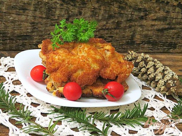 фото рецепта: Курица жареная в панировке