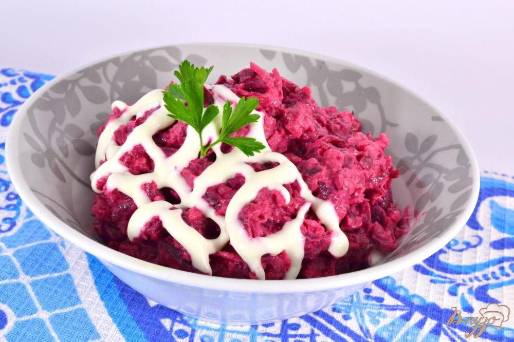 Салат из картошки рецепт очень вкусный