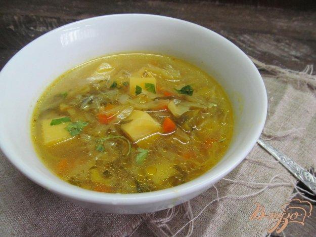 фото рецепта: Суп с капустой