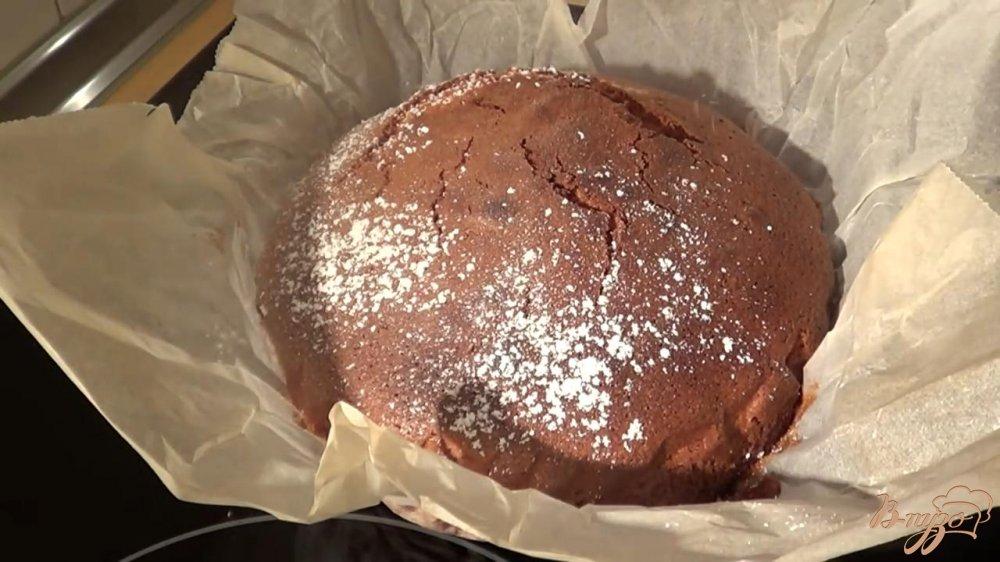 пышный бисквит для торта в мультиварке рецепт