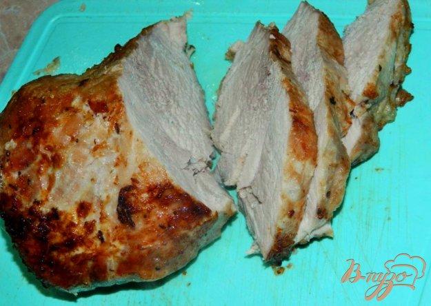 фото рецепта: Запеченое мясо для бутербродов