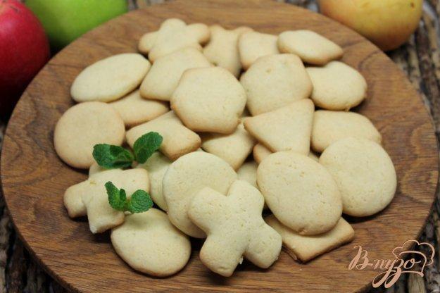 фото рецепта: Песочное печенье с лимоном