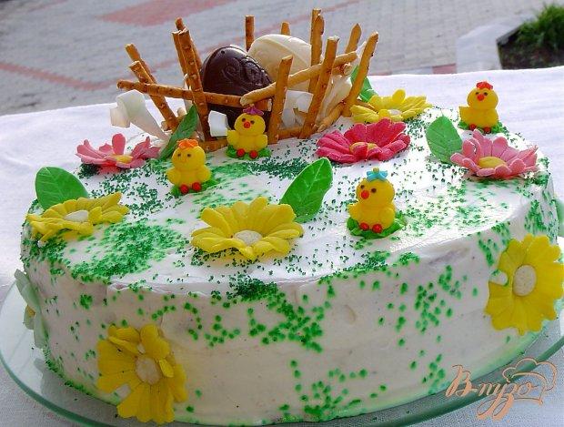тортики на пасху с фото