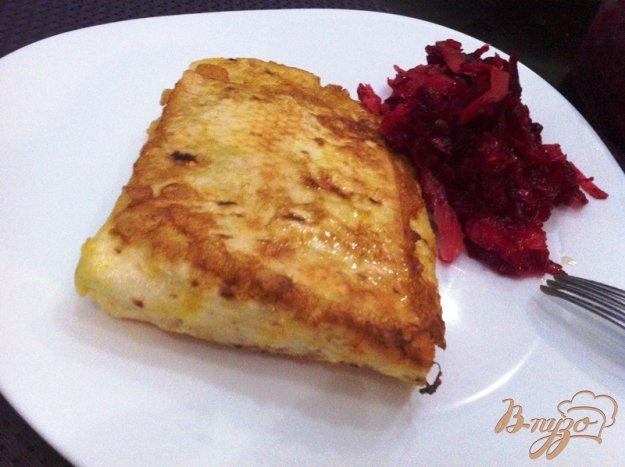 фото рецепта: Горячий завтрак в лаваше