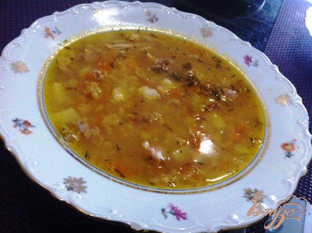 фото рецепта: Гороховый суп