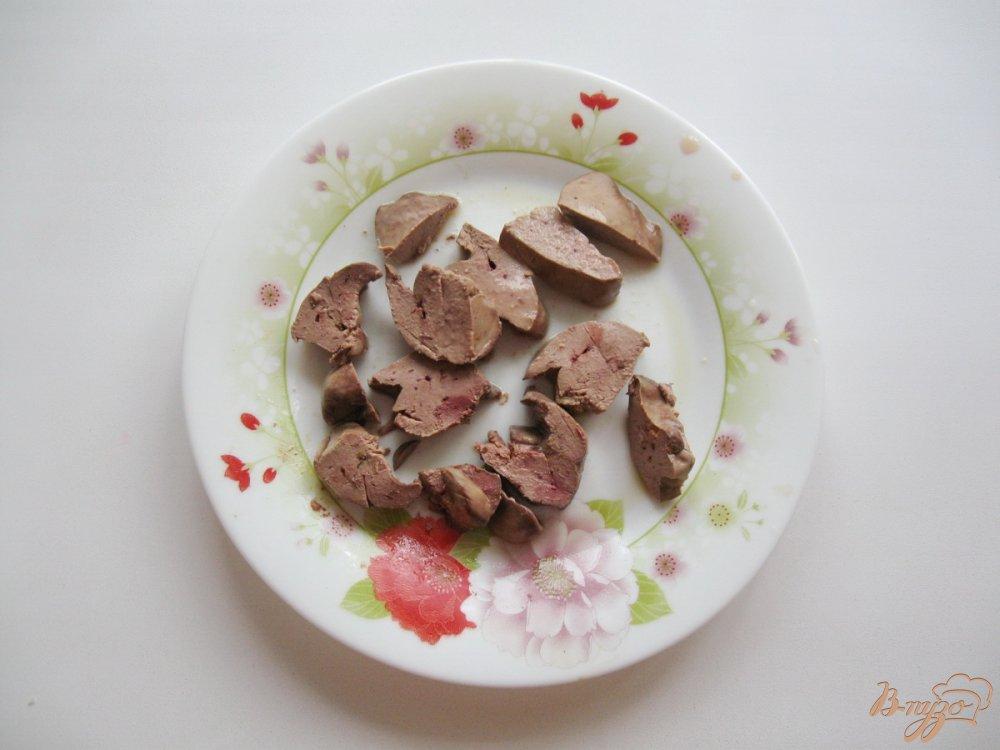 рецепты супов с куриной печенью