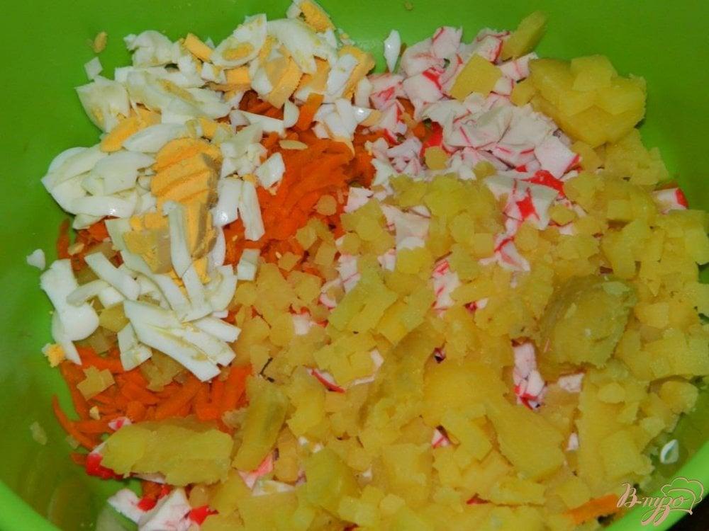 саоаты из крабовых палочек без кукурызы Как сочетается