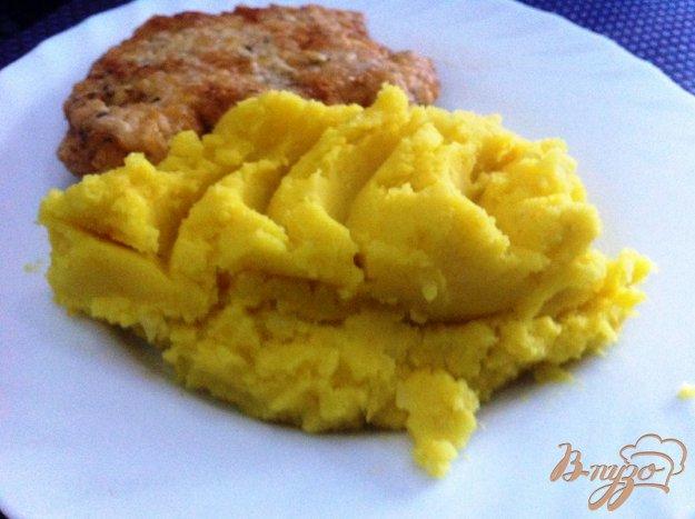 фото рецепта: Картофельное пюре на гарнир