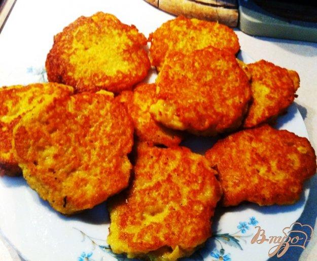 фото рецепта: Драники с морковью