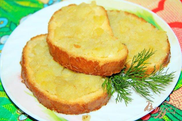 фото рецепта: Ленивые шаньги с картофелем