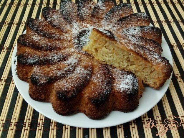 фото рецепта: Пирог с тыквой