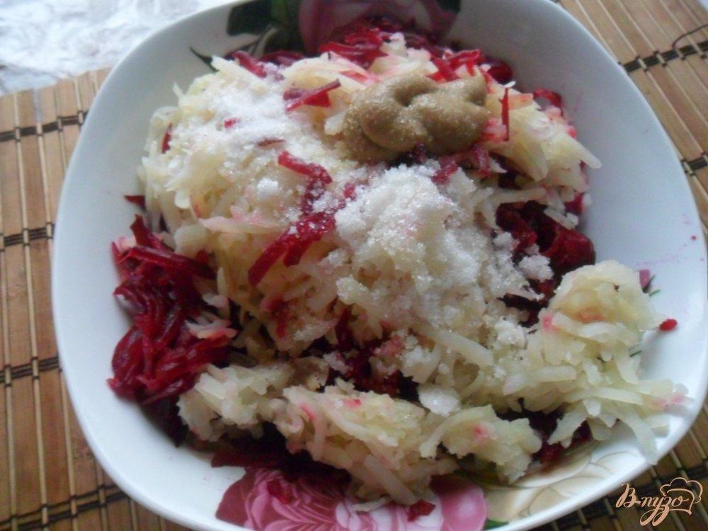 Овощные салаты рецепты со свеклой