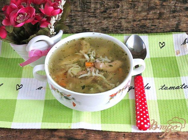 фото рецепта: Куриный суп