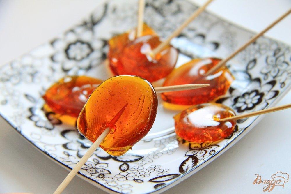 Домашние леденцы из сахара рецепт с пошагово