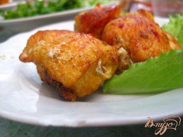 фото рецепта: Шашлык куриный