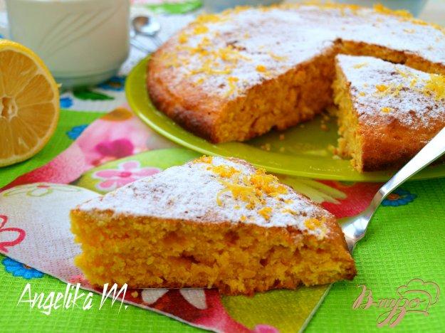фото рецепта: Морковный пирог