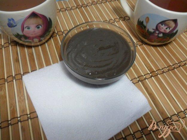 фото рецепта: Детский шоколад на завтрак, как нуттела