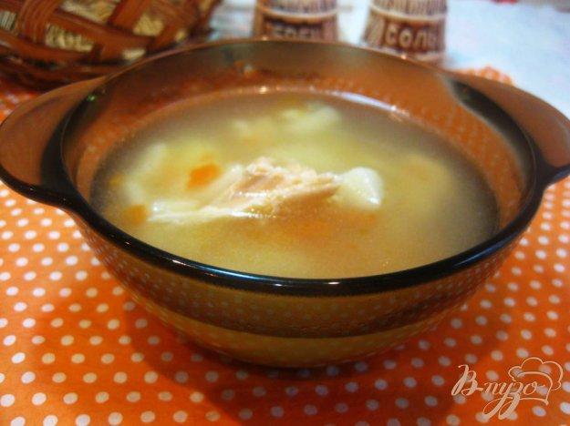 фото рецепта: Суп с семгой
