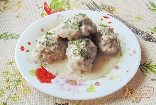 Котлеты в соусе пошаговый рецепт с