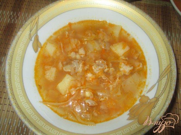 фото рецепта: Капусняк з квашеной капусты
