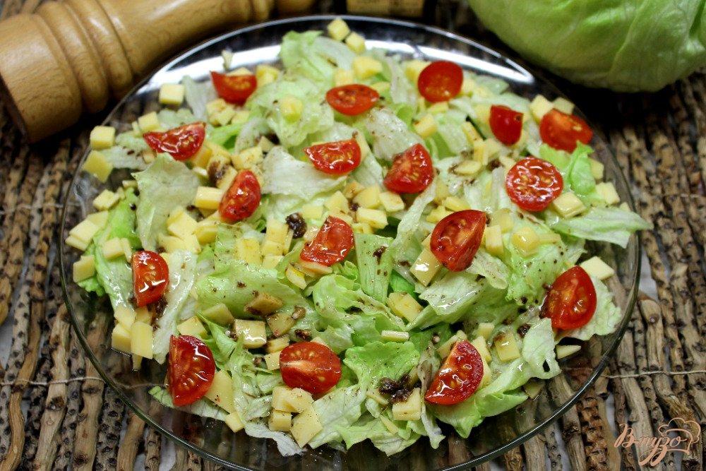 Как сделать курицу в салат цезарь