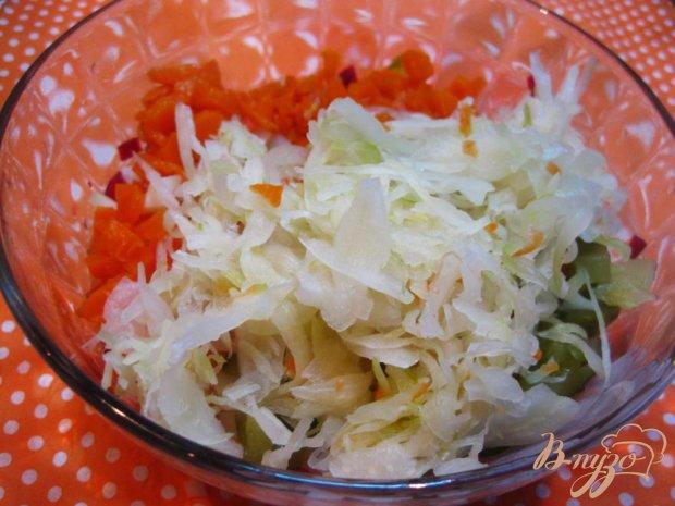 Простые салаты с маслом растительным