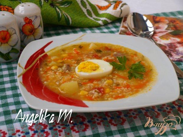 Суп из пшена рецепты простые и вкусные