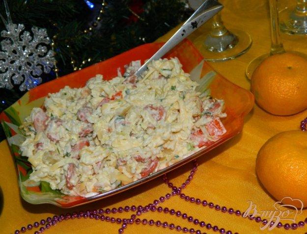 Готовим салаты быстро недорого рецепты с