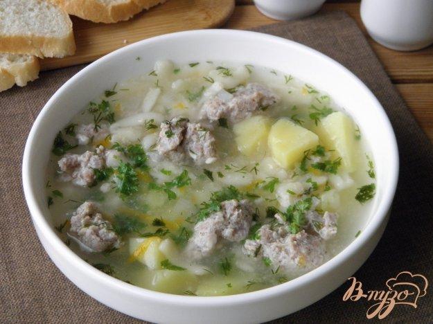 фото рецепта: Ленивый суп