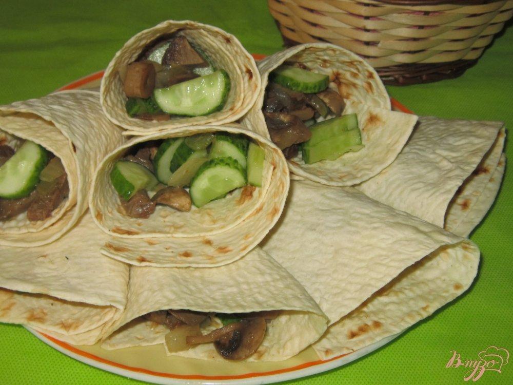 Жареная закуска из лаваша рецепты с пошагово