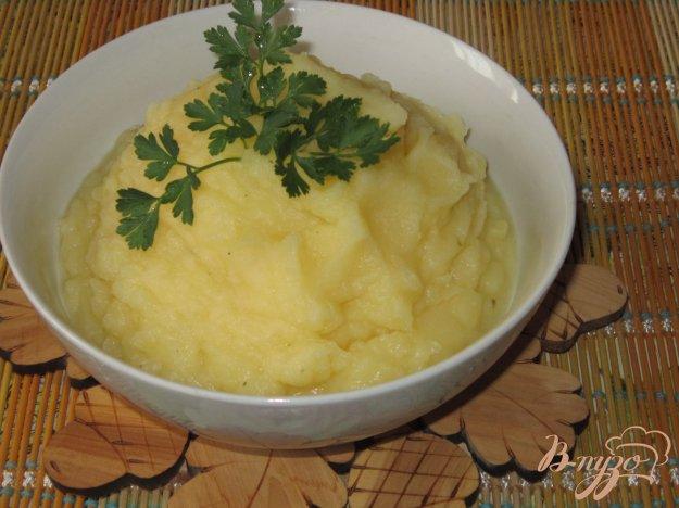 фото рецепта: Картофельное пюре на молоке с прованскими травами