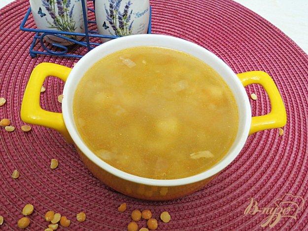 фото рецепта: Суп гороховый (без замачивания)