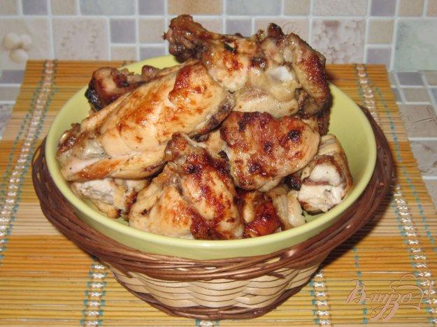 фото рецепта: Шашлык из курицы классический