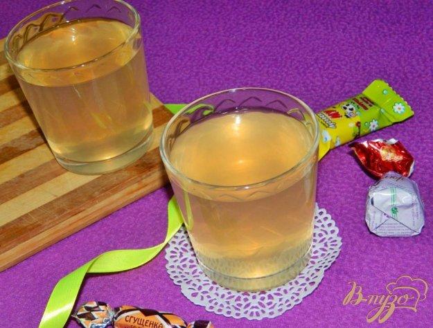 фото рецепта: Яблочный напиток с имбирем