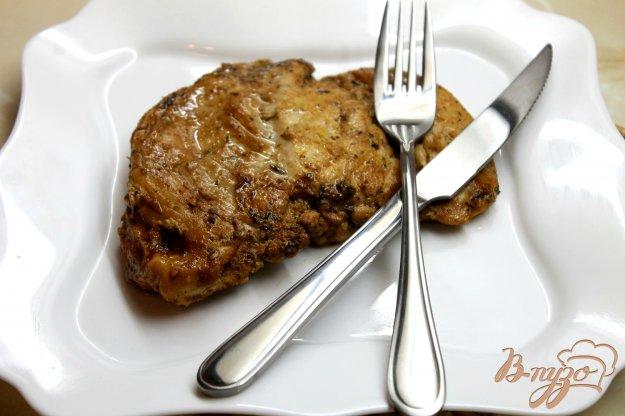 фото рецепта: Жаренное куриное филе в специях