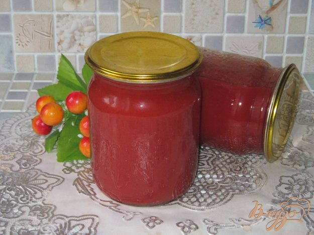 фото рецепта: Домашний кетчуп на зиму