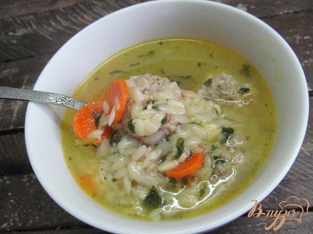 фото рецепта: Свадебный итальянский суп
