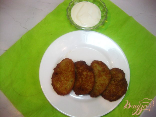 фото рецепта: Драники картофельные