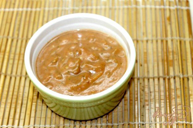 фото рецепта: Пикантный соус к мясу