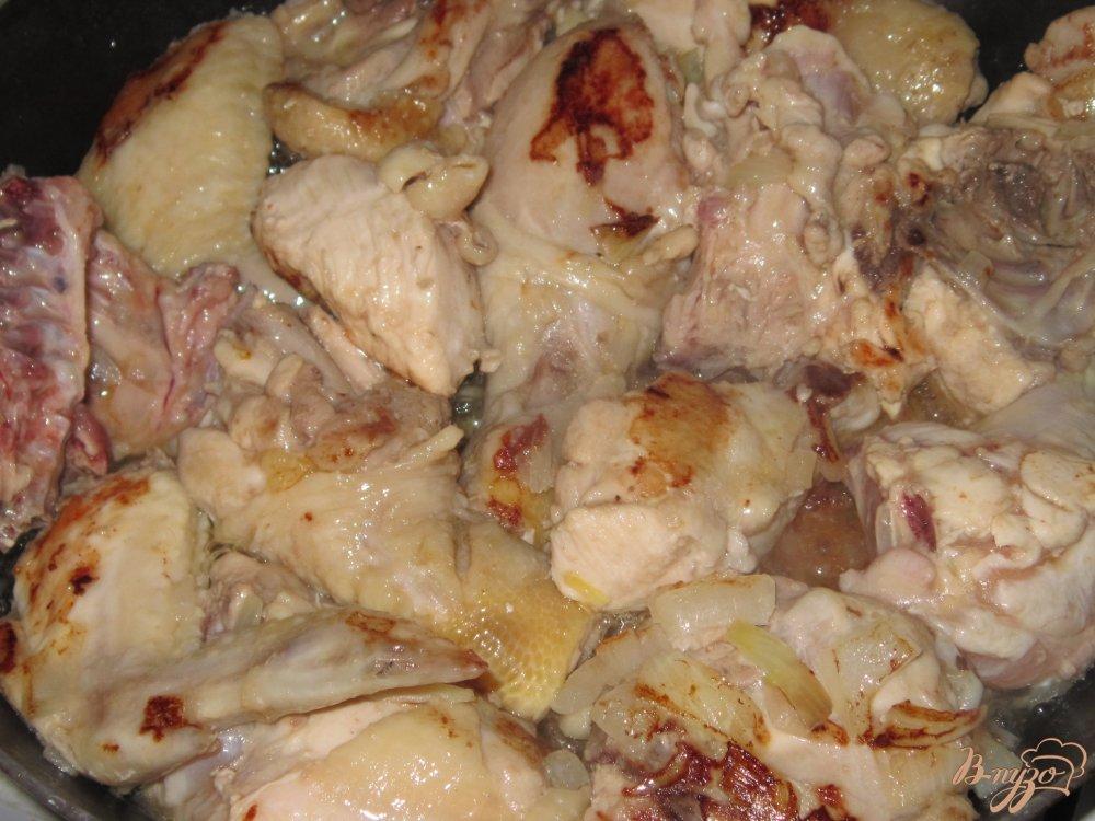 Сколько жарить маринованное мясо на сковороде