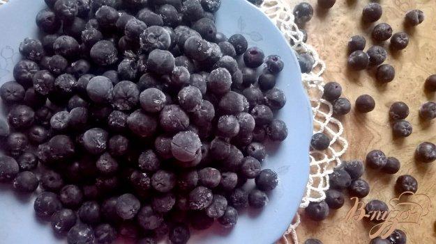 фото рецепта: Заморозка черноплодной рябины на зиму