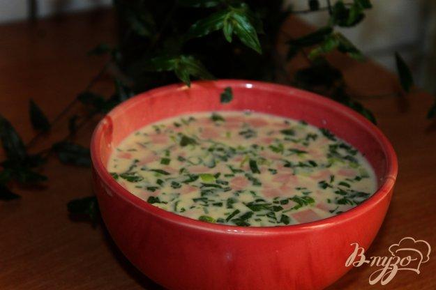 фото рецепта: Холодный суп