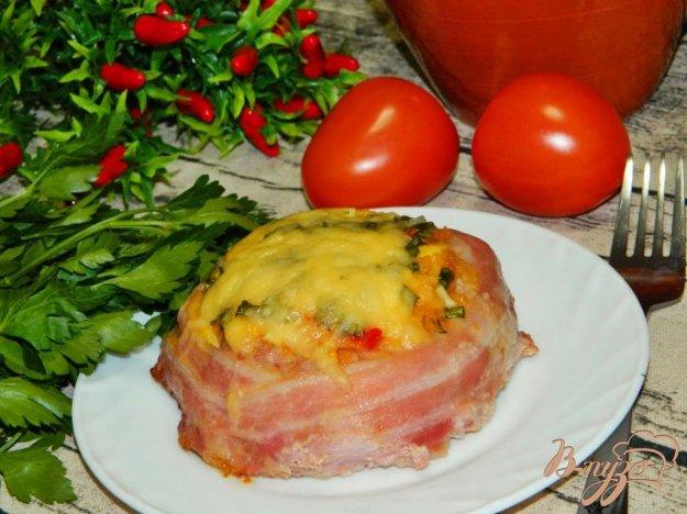 фото рецепта: Мясные гнёзда