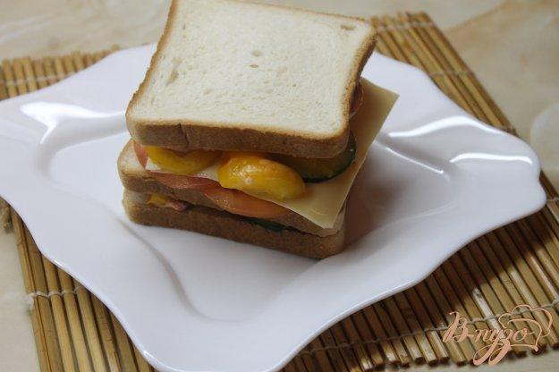 фото рецепта: Сендвич
