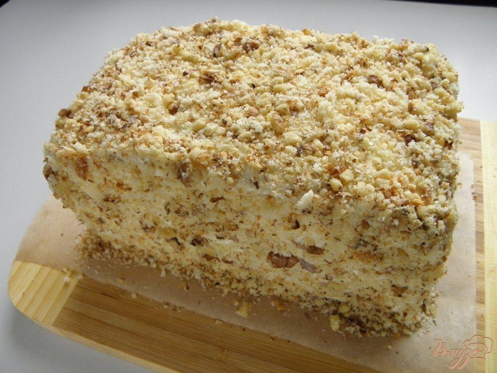 Торт медовик классический рецепт с пошагово от бабушки эммы