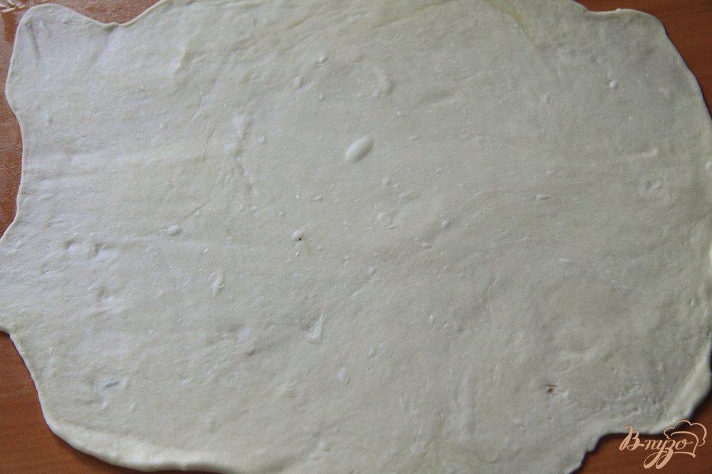 Фото приготовление рецепта: Молдавские вертуты с капустой в мультиварке шаг №9