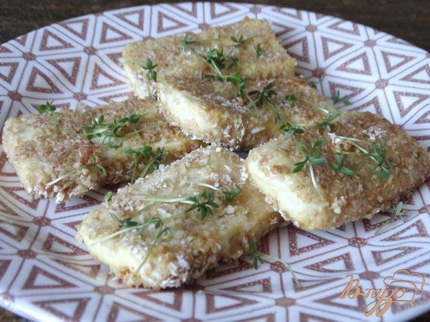 фото рецепта: Жареный тофу