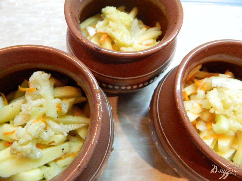 Блюда в горшочках в духовкеы с фото
