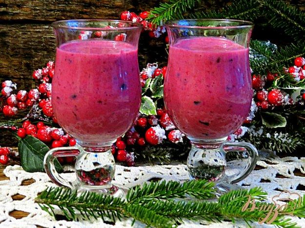фото рецепта: Смузи ягодный