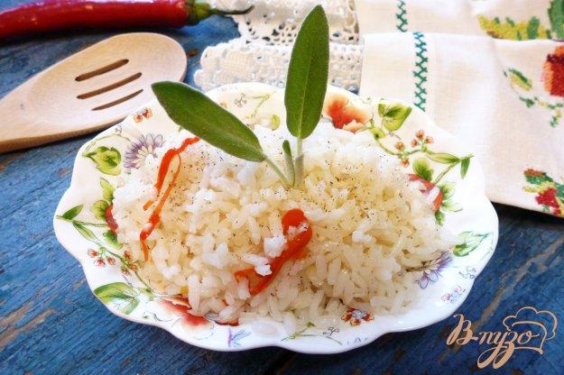 фото рецепта: Острый гарнирный рис
